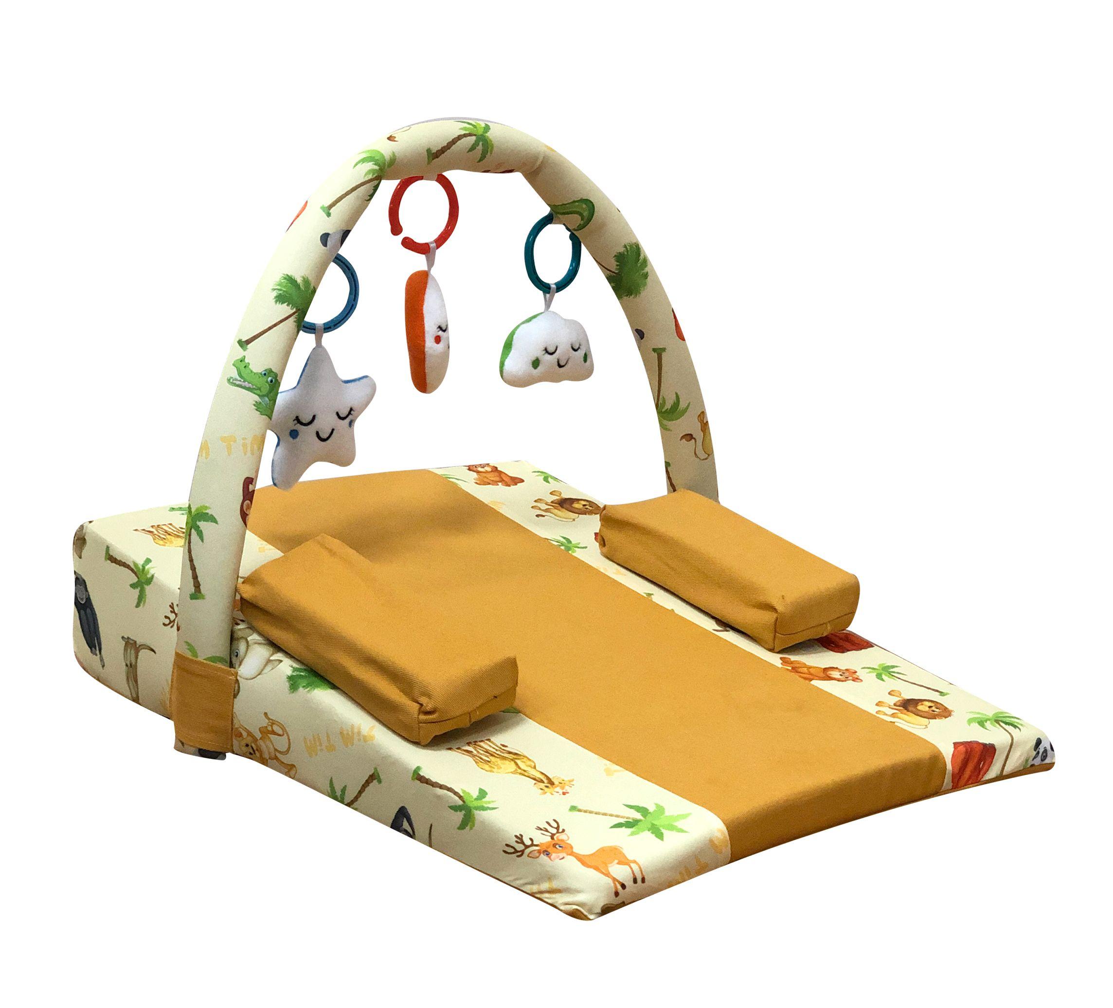 Timtim Oyuncaklı Bebek Reflü Yatağı - Sarı
